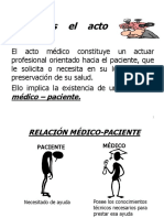 Mala Praxis y Sus Implicancias Medico Legales i