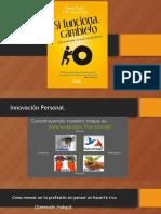 Libro Innovacion Personal, Laboral y Social