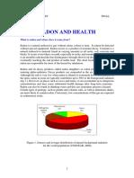 Radon Info Sheet