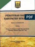 RPJMD KABUPATEN SUKABUMI 2016-2021