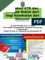 KTR Dan Kesehatan Ekonomi Maluku 1