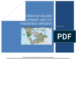Southern Auckland Development and Its Pressures Growth Omnibus