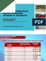 KEMENKO MARITIM-Pengembangan Geopark.pptx