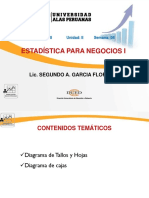 SEMANA 04 -Graficos Tallos y Hojas