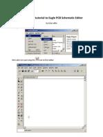 Begining Tutorial to Eagle PCB Schematic Editor by Azhar Jaffar