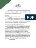 Jobswire.com Resume of dzerbel
