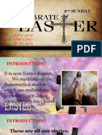 Bishops Homily - 2nd Sunday of Easter