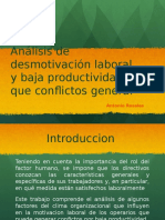 Desmotivacion Variable