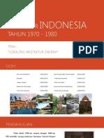 Presentasi Arsitektur INDONEISA 1944-1971