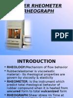 Seminar 1 Rheometer