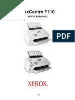 F110 Service Manual