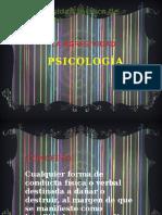 Agresividad PSICOLOGIA