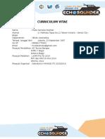 Form Cv Pemandu