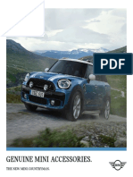 MINI Countryman F60 Accessories Brochure Final Website