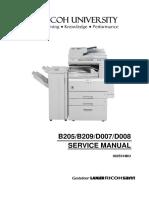 ricoh Parts Manual
