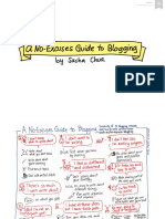 A No-Excuses Guide to Blogging - Sacha Chua