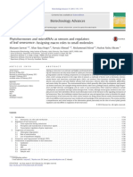 Phytohormones and MicroRNAs as Sensors and Regulators of Leaf Senescence