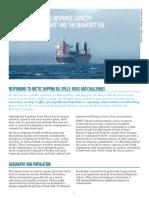 Oils Spill Response Capacity—Nunavut