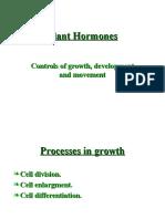 Biology (Plant Hormones 1)