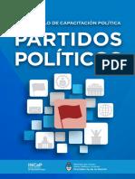 Cuadernillo INCaP - Partidos Políticos