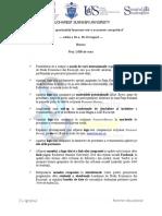 5.Pachete de Beneficii BSU 2014