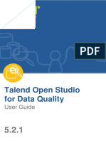 Data Quality Talend
