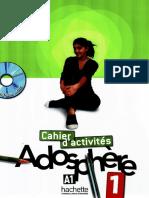 Adosphere 1 - Cahier