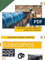 01a Conductos Forzados - Conceptos