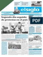 Edicion Impresa El Siglo 21-04-17