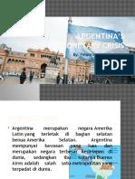 Argentina's Monetary Crisis