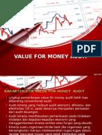 PPT Value for Money Audit Kel. 12