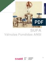 Catalogo Valvulas Fundidas SAIDI (ANSI SUFA)