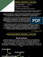 Governamentalidade, Biopolítica e Educação - 4abr14[1]