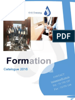 Catalogue de Formation 2016 OGT