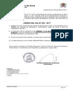 Orden 039 Induccion Aspirantes