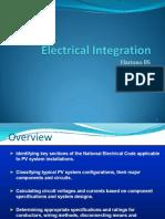 Electrical Integration