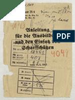 Scharfschützenausbildung (1943)