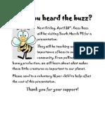 gees bees presentation