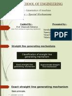 types of steering mechanism
