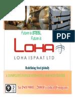 Company Profile Loha Ispaat Ltd
