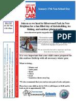 nsd parent info sheet  silverwood park