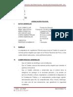 Silabus Legislacion Policial 2014