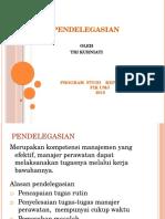 Pendelegasian PSIK 2016 Bu Tri 1-12-2016