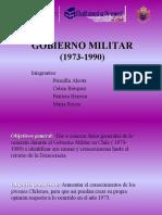 gobierno Militar