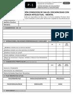 Formulario P1