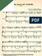 Ballada Para Mi Muerte - Piazzolla -Completa