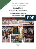 Projeto Karate - E.M.toninho Senra