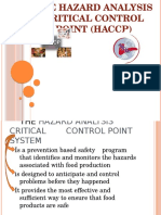 thehazardanalysiscriticalcontrolpointhaccp-100216035309-phpapp01