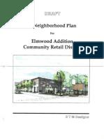 Elmwood CRD Plan