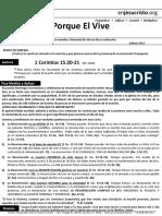 Hcv Porque El Vive 16 Abr 2017
